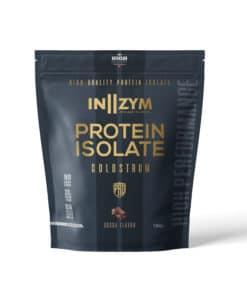 In2zym colostrum isolat proteinpulver kakao