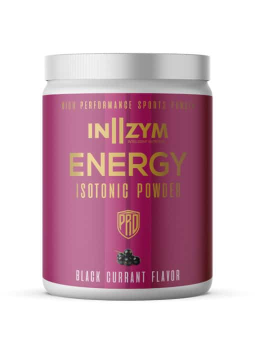In2zym isotonic energipulver black currant