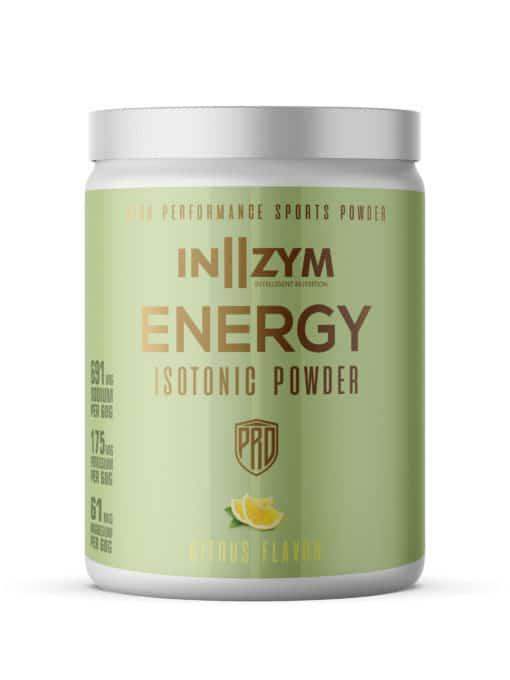 In2zym isotonic energipulver citrus