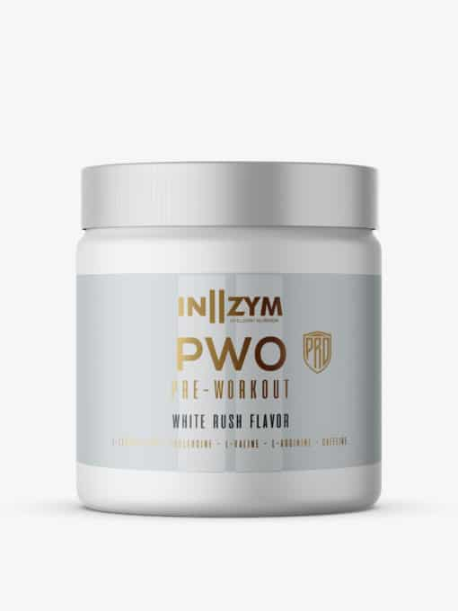 In2zym white rush PWO pre-workout
