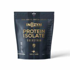 In2zym colostrum isolat proteinpulver vanilje