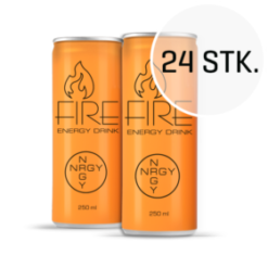 Fire energidrik