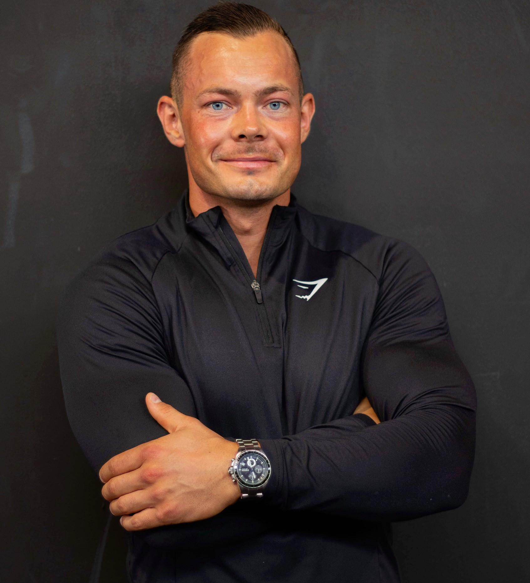 Jakob Dahlmoes fysioterapeut og personlig træner