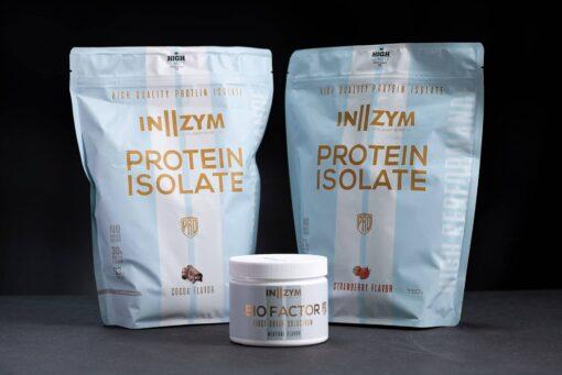 In2zym isolat proteinpulver